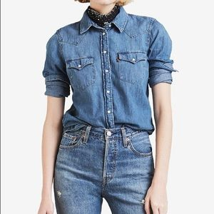 Levi's Ultimate Cotton Tailored Fit Shirts